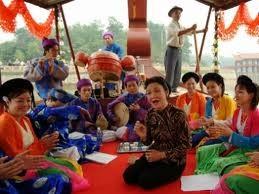 Pembukaan Pesta Lagu Xoan Phu Tho - ảnh 1