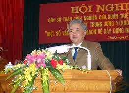 Vietnam terus mencengkam dan menggelarkan Resolusi Sidang Pleno ke-4 KS PKV angkatan ke-11 - ảnh 1