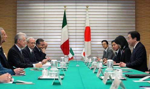 Jepang dan Italia sepakat mendorong perundingan FTA Jepang – EU - ảnh 1