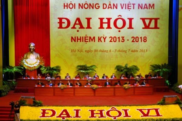 Mengembangkan peranan Himpunan Tani Vietnam dalam usaha membangun Tanah Air - ảnh 1