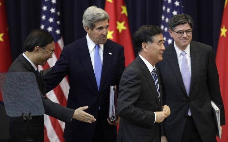 Dialog tentang strategi dan ekonomi Amerika Serikat – Tiongkok berakhir - ảnh 1