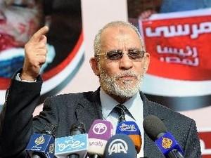 Mesir memblokade harta benda milik 14 pemimpin senior dari organisasi Ikhwanul Muslimin - ảnh 1