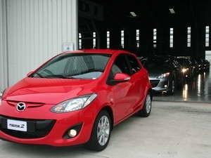 Vina Mazda mengekspor partai mobil sedan Mazda pertama ke Laos - ảnh 1