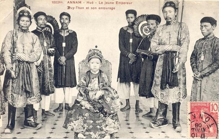 Perkenalan tentang beberapa dinasti raja di Vietnam - ảnh 1