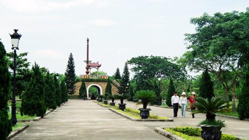 Pembentukan Himpunan Prajurit Benteng Kuno Quang Tri - ảnh 1