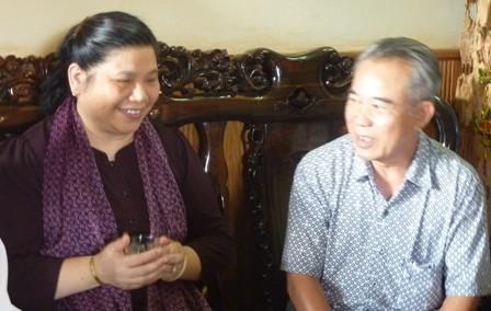 Wakil Ketua MN Vietnam, Tong Thi Phong melakukan kunjungan kerja di provinsi An Giang - ảnh 1