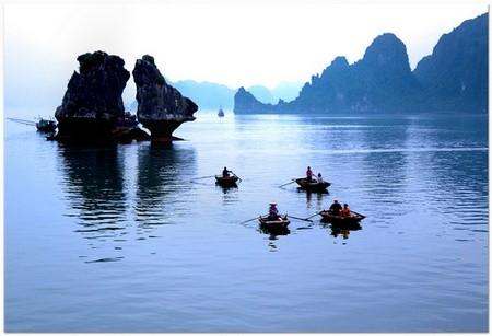 Korporasi BBC menayangkan serentetan program yang memperkenalkan Vietnam - ảnh 1