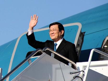 Hubungan Vietnam – Amerika Serikat menuju ke masa depan - ảnh 1