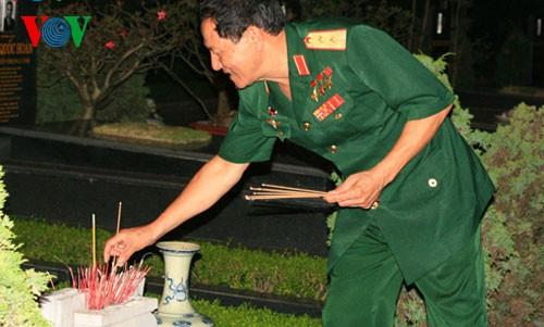 Aktivitas-aktivitas peringatan Hari Prajurit Penyandang Cacad dan Pahlawan Gugur Vietnam - ảnh 1