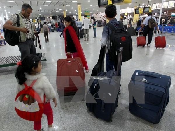Negara-negara terus mengungsikan warganya dari Yaman - ảnh 1