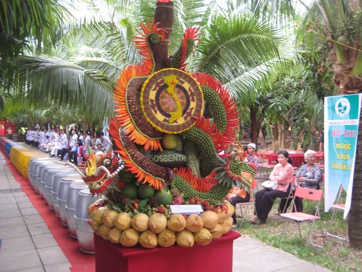 Lokakarya tentang konektivitas kerjasama perkembangan secara berkesinambungan di cabang produksi kelapa - ảnh 1