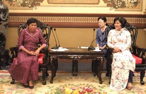 Kerjasama pendidikan dan pelatihan antara negara-negara ASEAN - ảnh 12