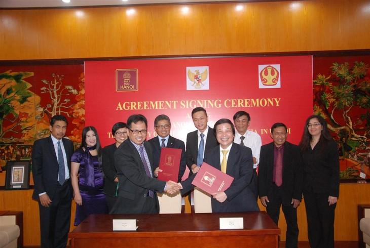 Kerjasama pendidikan dan pelatihan antara negara-negara ASEAN - ảnh 2