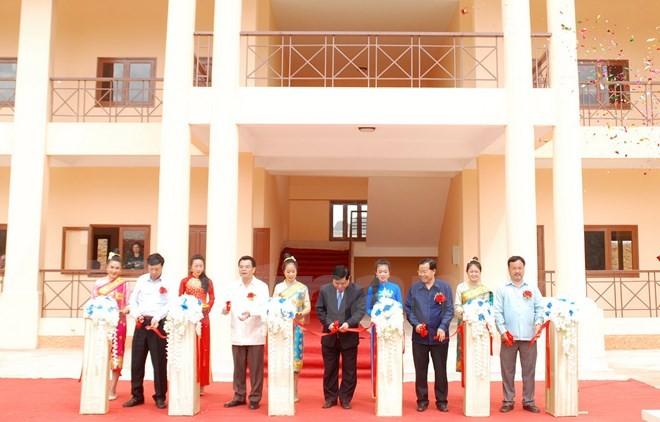 Kerjasama pendidikan dan pelatihan antara negara-negara ASEAN - ảnh 9