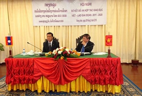 Kerjasama pendidikan dan pelatihan antara negara-negara ASEAN - ảnh 10