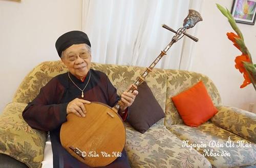 Profesor – Doktor Musik Tran Van Khe meninggal - ảnh 1