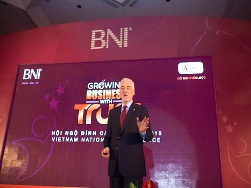 """Program """"Pertemuan puncak BNI Vietnam 2015"""" - ảnh 1"""