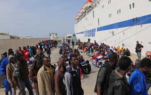 Masalah migran: Permufakatan dengan Turki tidak mengurangi jumlah migran yang masuk Uni Eropa - ảnh 1