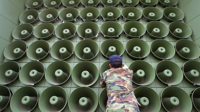 Republik Korea meningkatkan tingkat kesiagaan pada taraf tertinggi di daerah garis depan - ảnh 1