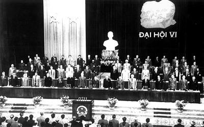 """Pembaruan, selar yang penting tentang kepemimpinan Partai Komunis Vietnam"""" - ảnh 1"""