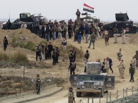 Tentara Irak berencana melakukan pembasmian total terhadap IS - ảnh 1