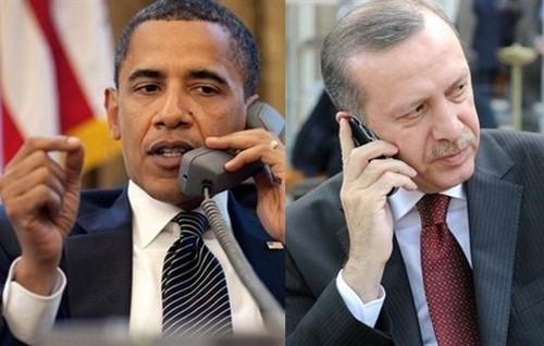 Amerika Serikat dan Turki berkomitmen bekerjasama untuk membasmi IS - ảnh 1