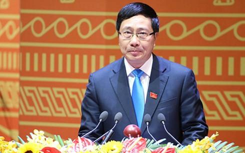 Berinisiatif melakukan integrasi, meningkatkan posisi Vietnam di gelanggang internasional - ảnh 1