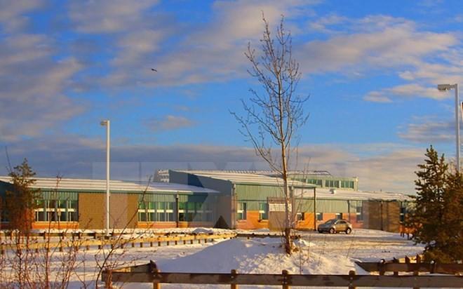 Kanada menangkap tersangka dalam baku tembak di Sekolah La Loche - ảnh 1
