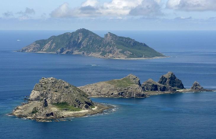 Amerika Serikat menegaskan komitmen akan membela wilayah Jepang - ảnh 1