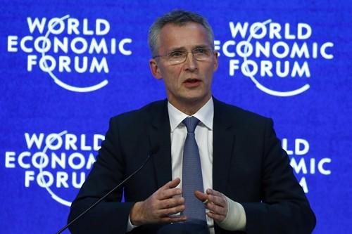 NATO ingin membuka kembali kanal perundingan resmi dengan Rusia - ảnh 1