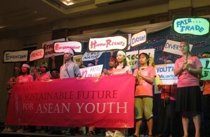 Forum Rakyat ASEAN kali ke-8 dibuka. - ảnh 1