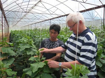Affirming the role of agriculture in Vietnam's economy - ảnh 1