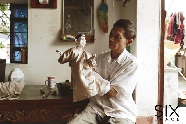 Vietnam's other puppetry art - ảnh 4