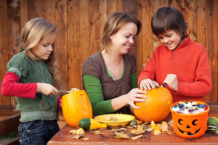 Halloween Eve: when the fun is not limited to children - ảnh 2