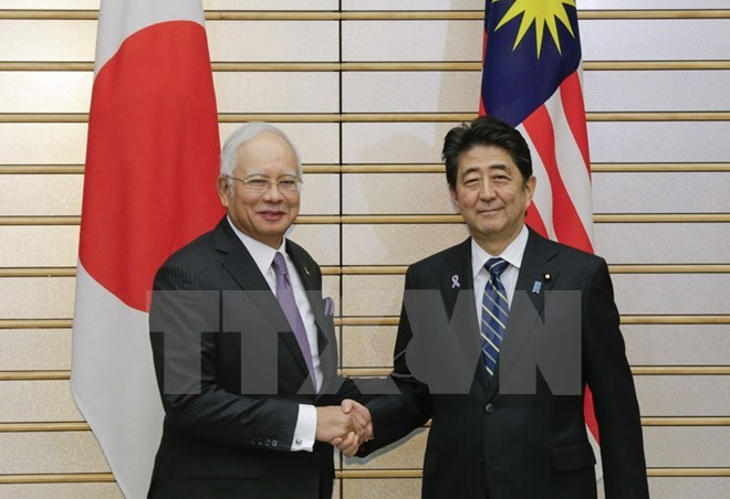 Japan, Malaysia affirm stance on the East Sea - ảnh 1