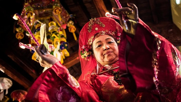 The unique Mother Goddess Worship of Vietnam - ảnh 1