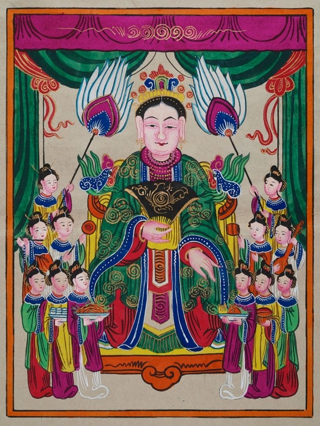 The unique Mother Goddess Worship of Vietnam - ảnh 3