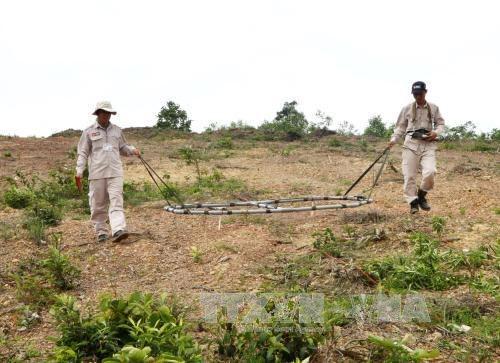越南努力克服地雷遗害 - ảnh 2