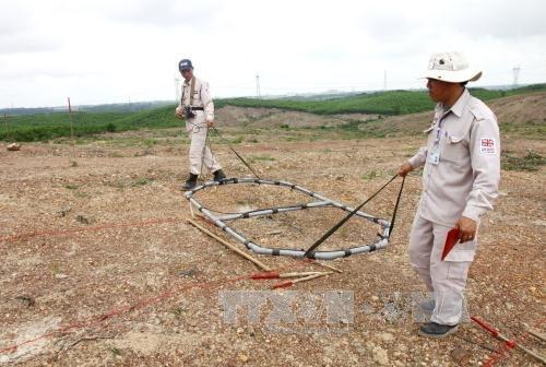 越南努力克服地雷遗害 - ảnh 1
