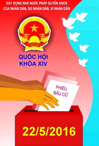 越南全国各地编制14届国会代表和2016至2021年任期各级人民议会代表选举候选人的正式名单 - ảnh 1