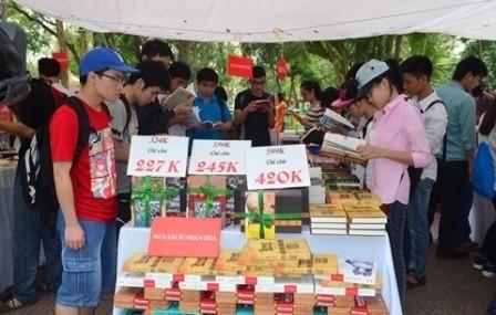 第三次越南图书日的响应活动纷纷举行 - ảnh 1