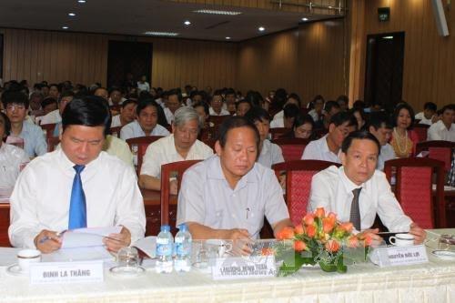 越南新闻工作者协会举行全国代表大会 - ảnh 1