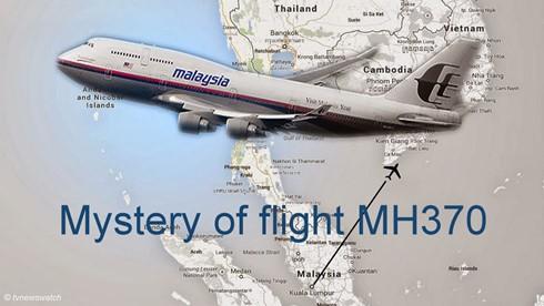 马来西亚、澳大利亚和中国共同审议继续搜寻MH370计划 - ảnh 1