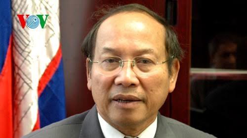 柬埔寨与中国未达成有关东海问题的任何新协议 - ảnh 1