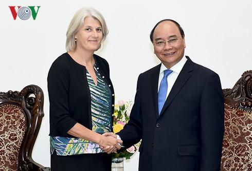 越南重视发展与丹麦的全面伙伴关系 - ảnh 1