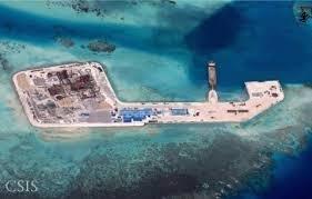 菲律宾指控中国秘密建设人工岛 - ảnh 1