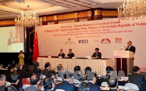 越南将为香港投资者创造便利投资营商环境 - ảnh 1