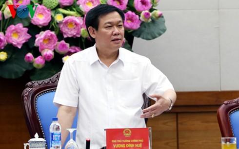 王庭惠:按市场原则推动旅游业结构重组朝着专业化和现代化方向发展 - ảnh 1