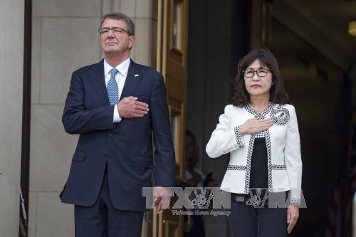 日本宣布将强化对东海的关注度 - ảnh 1