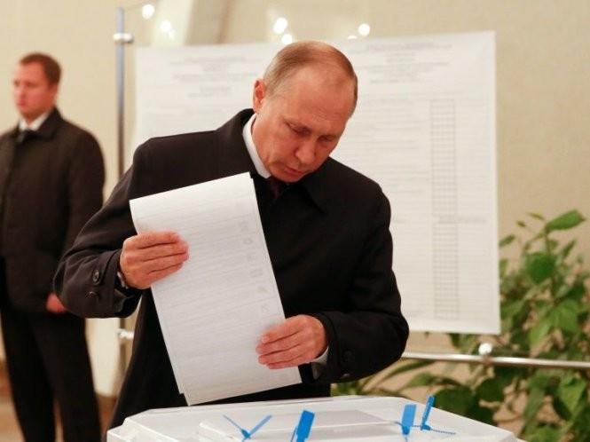 俄罗斯国家杜马选举初步结果揭晓 - ảnh 1